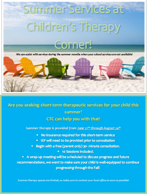 Home - Children's Therapy Corner